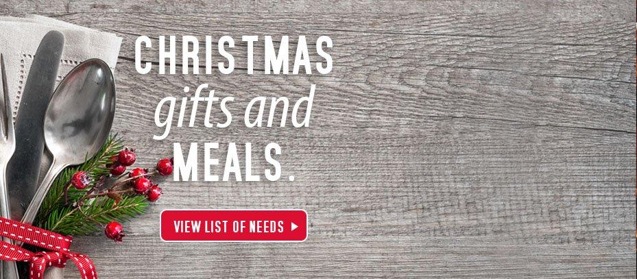 Christmas Needs