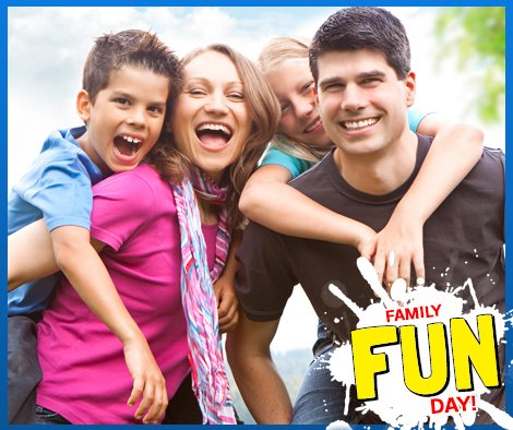 Rome Rescue Mission's Family Fun Day Picnic