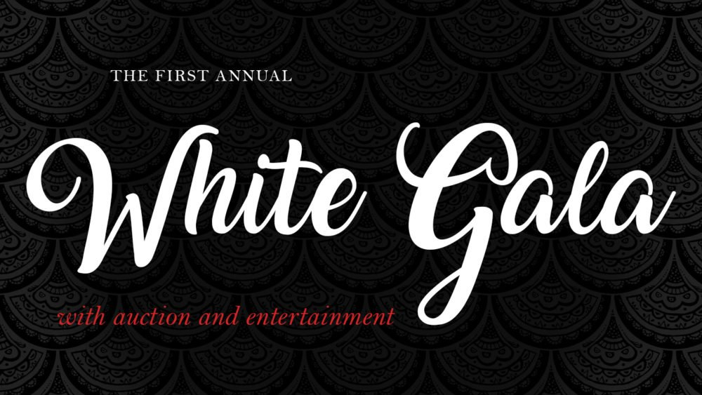 White Gala to Move our Mission