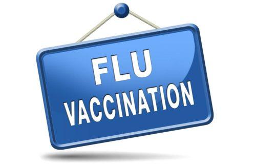 Rome Rescue Mission Flu Clinic